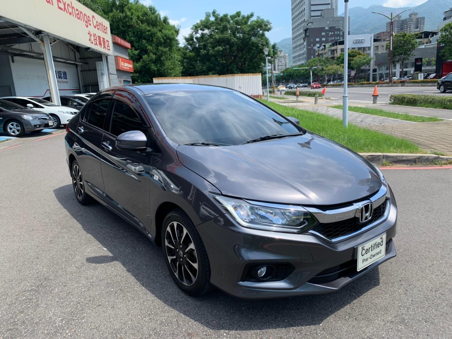 Honda City VTi-S 2018年 中古車(二手車) 51.8萬 - 原廠認證中古車abc好車網