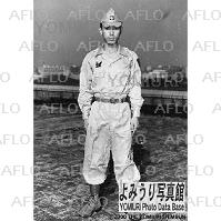 警察予備隊発足(1950年8月) TV・出版・報道向け寫真ならアフロ   寫真素材・ストックフォトのアフロ