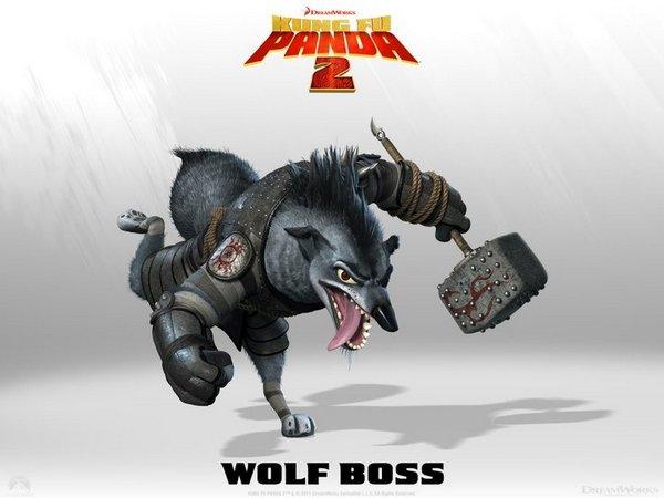 功夫熊貓2 Kung Fu Panda: The Kaboom of Doom 電影介紹 - 電影神搜