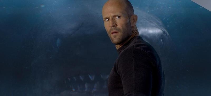 巨齒鯊 The Meg 電影介紹 - 電影神搜