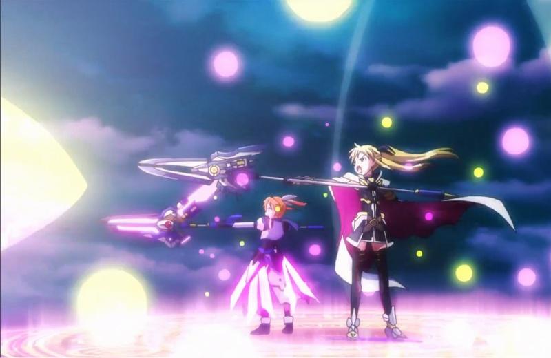魔法少女奈葉Detonation Magical Girl Lyrical NANOHA Detonation 電影介紹 - 電影神搜