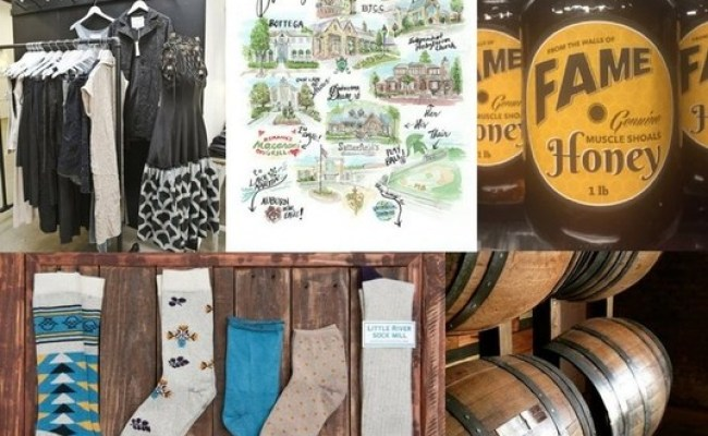 18 Unique Gifts Made In Alabama Al