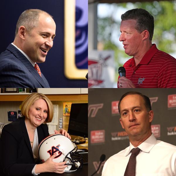 2 current athletic directors out of the mix for Auburn AD job | AL.com