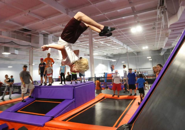 Homewood39s Surge Trampoline Park set to open in March ALcom