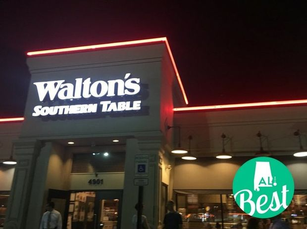 5 things to know about Walton39s Southern Table ALcom