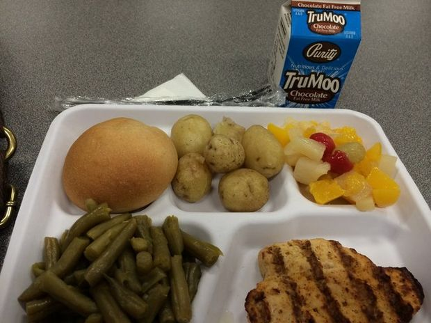 Lunch Menu Huntsville City Schools