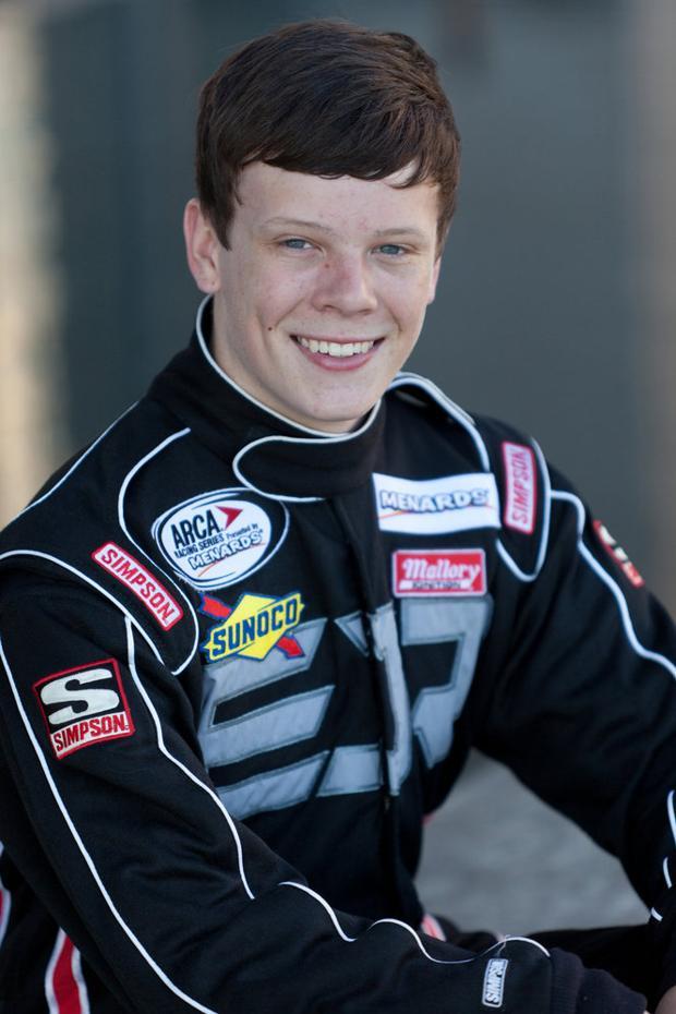 Fifteenyearold Erik Jones ready for ARCA Racing Series debut  ALcom