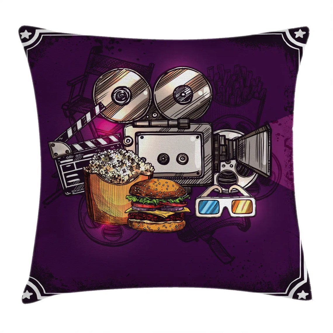 Modern Contemporary Throw Pillow Cases Cushion Covers Home ...