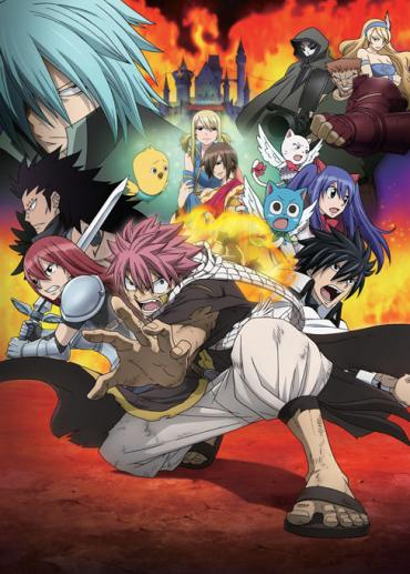 Fairy Tail Vf Streaming : fairy, streaming, Fairy, Prêtresse, Phoenix, Streaming, VOSTFR