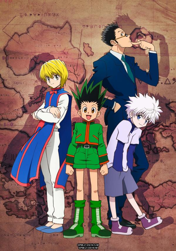 Hunter X Hunter Saison 8 : hunter, saison, Hunter, Streaming, VOSTFR