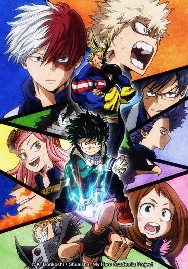 My Hero Academia Saison 2 Episode 1 Vf Toonami : academia, saison, episode, toonami, Academia, Saison