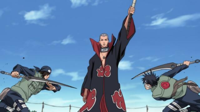 Naruto Shippuden - 3 Épisode 77 : Une stratégie payante ...