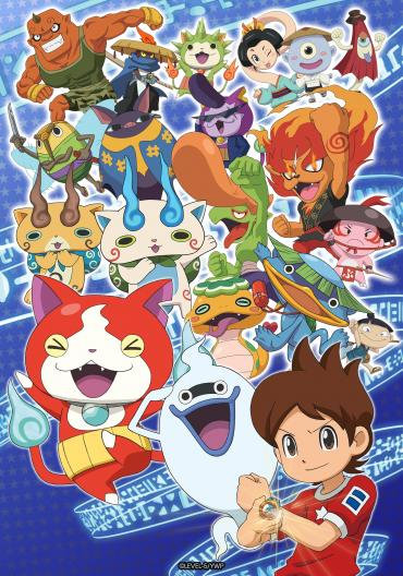 Yo Kai Watch Saison 3 Streaming : watch, saison, streaming, YO-KAI, WATCH, Saison, Streaming