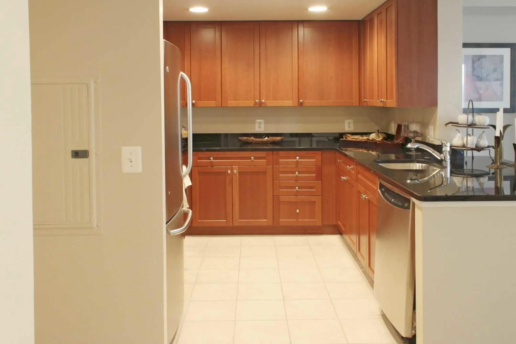 kitchen cabinets alexandria va sink drain installation carlyle place apartments - alexandria, 22314 ...