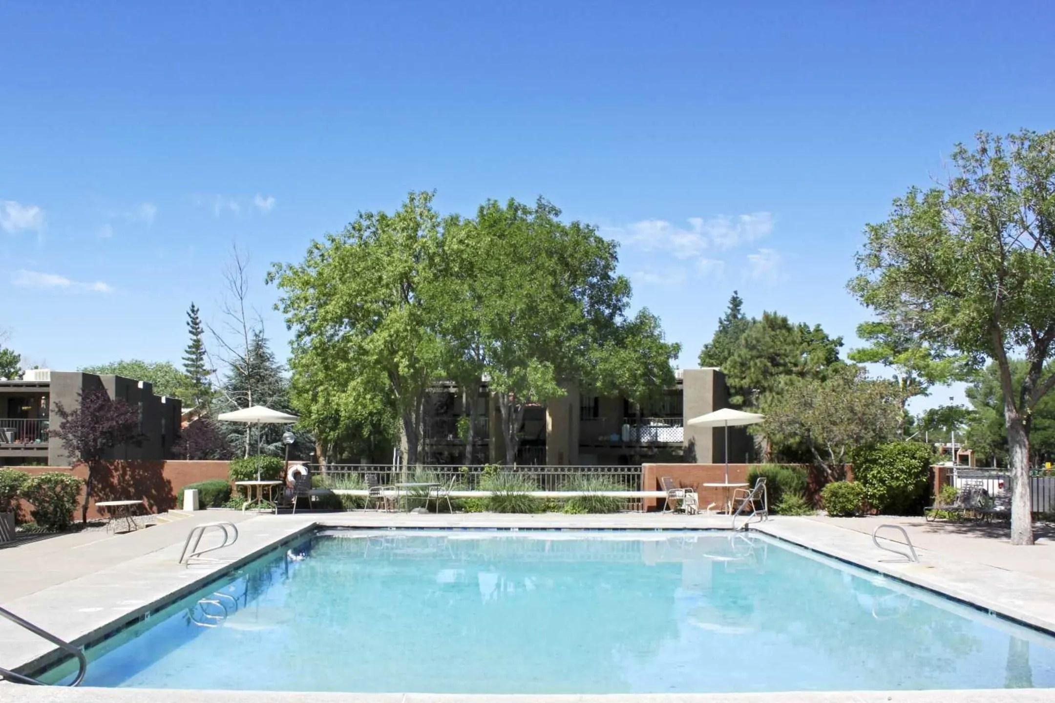 Spain Gardens Apartments  Albuquerque NM 87111
