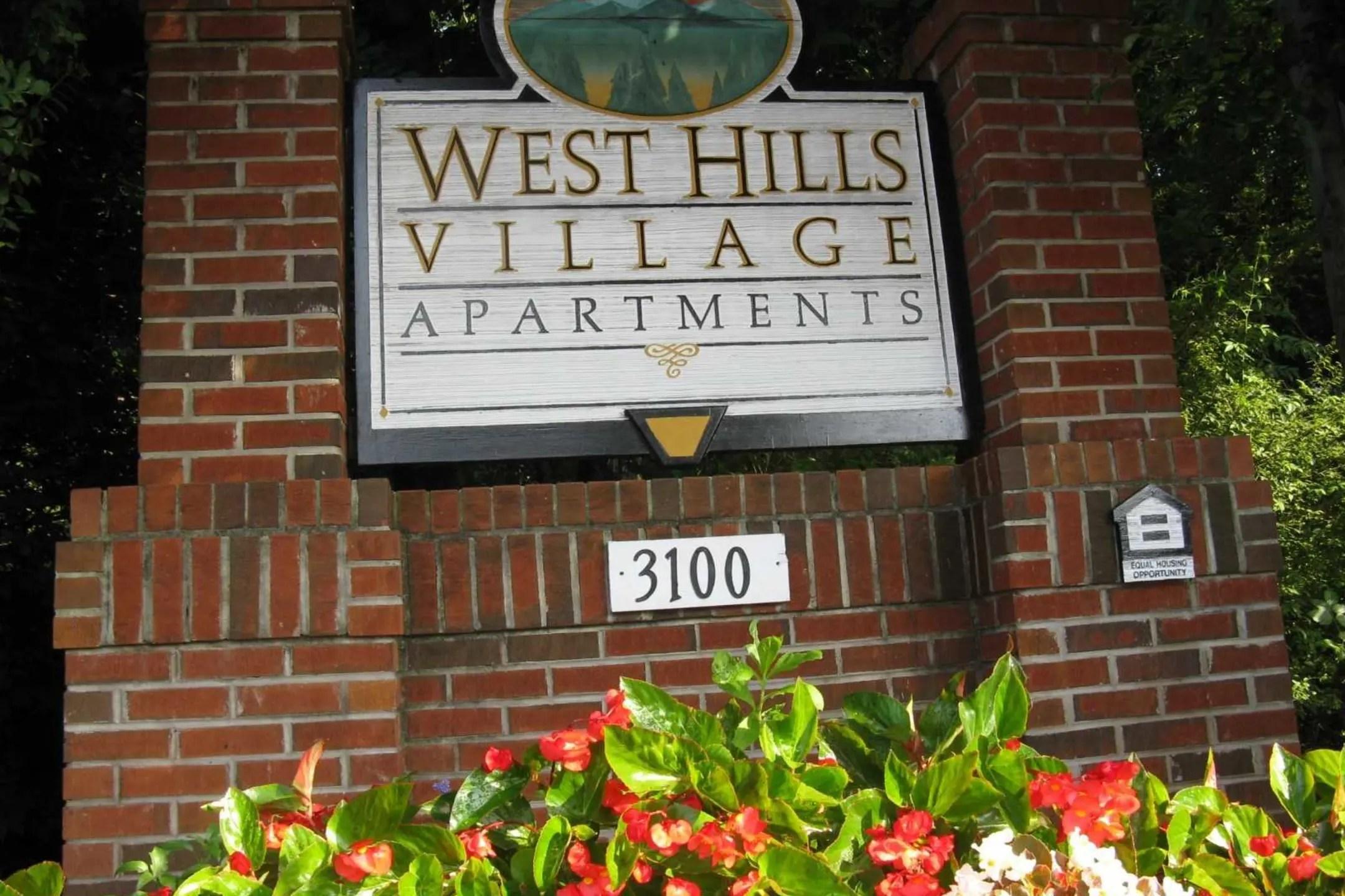 West Hills Village Apartments  Knoxville TN 37909