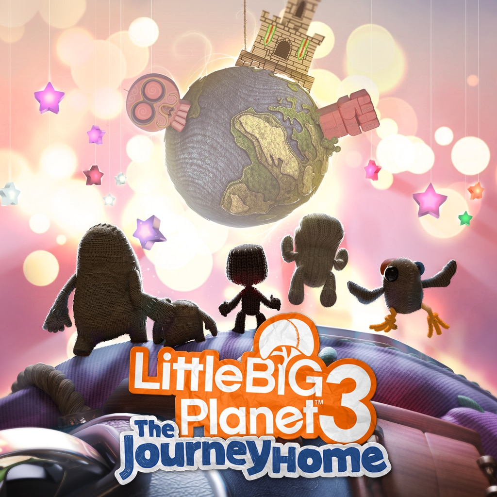 小小大星球3 The Journey Home (中英韓文版)