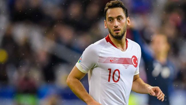Set-piece specialist Hakan Calhanoglu could be key to Turkey's hopes this summer