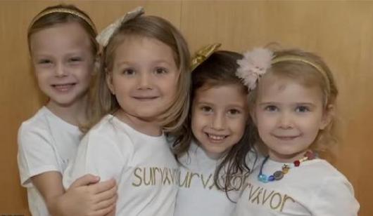 Resultado de imagem para 4 little girls