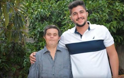 Sader com seu pai jader
