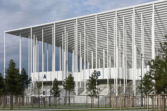 Nouveau Stade de Bordeaux von Herzog  de Meuron  Sportarenen