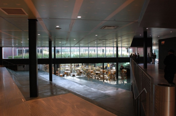 The McCormick Tribune Campus Center by OMAAMO  Universities