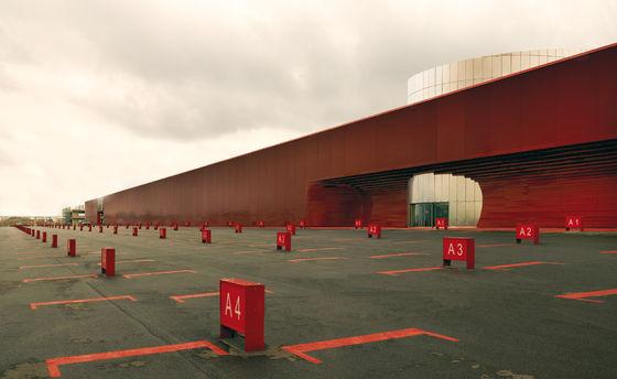 Bergamo_Kilometro Rosso di BLAST Architetti  Impianti sportivi