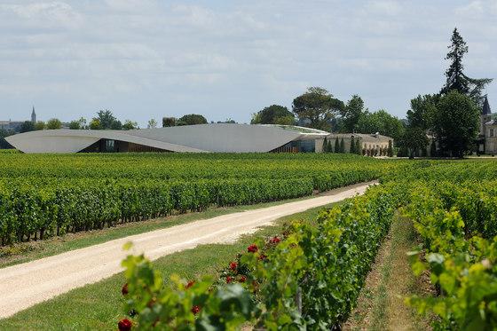 Atelier Christian de Portzamparc-Château Cheval Blanc