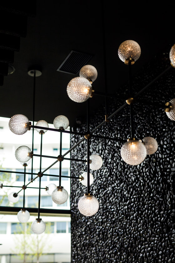 Campo Modern Grill By Buck Studio Restaurant Interiors