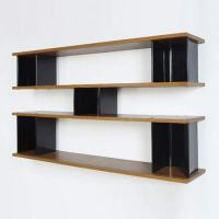 Wall-mounted bookcase | Design objects | 4103175 | Sothebys