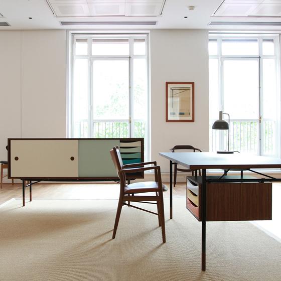 Vintage Scandinavian furniture