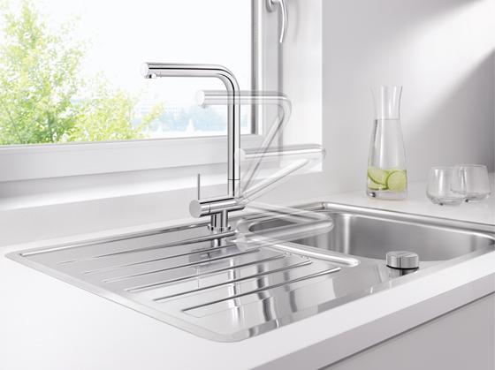 everything plus the kitchen sink blanco