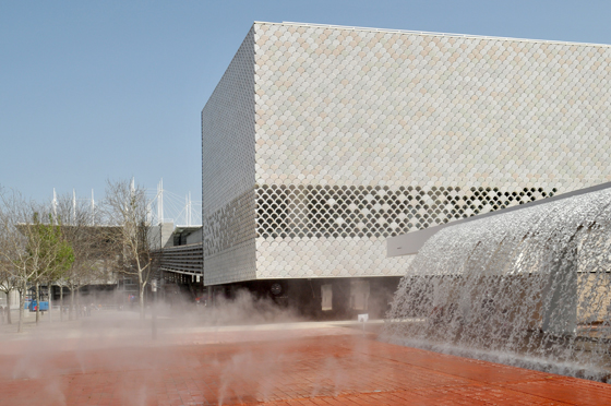 Out on the Tiles ceramic architectural facades  News