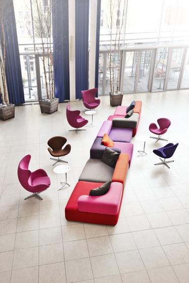 ALPHABET  PL2101  Lounge sofas from Fritz Hansen