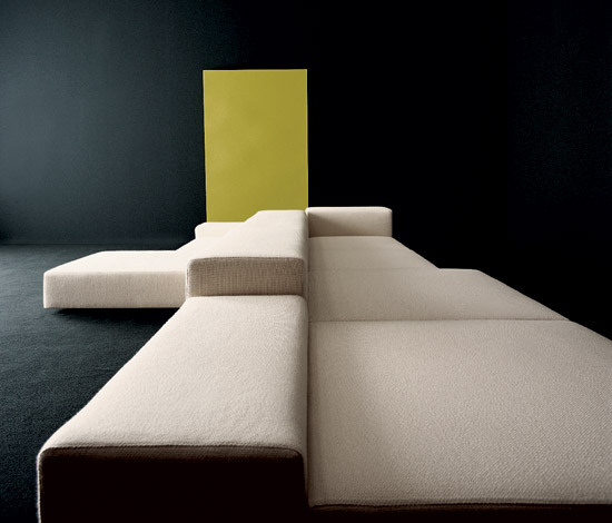 EXTRA WALL MODULAR SOFA SYSTEM  Sofas from Living Divani  Architonic