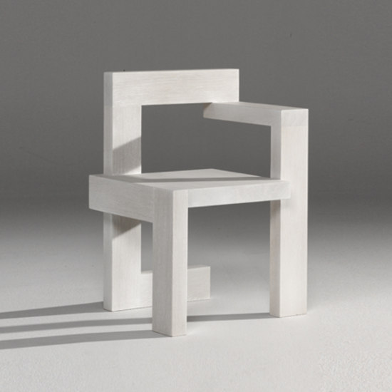 Steltman Chair Rietveld by Rietveld