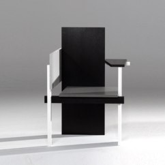 Gerrit Thomas Rietveld Chair Posturepedic Berlin - Chairs From By | Architonic