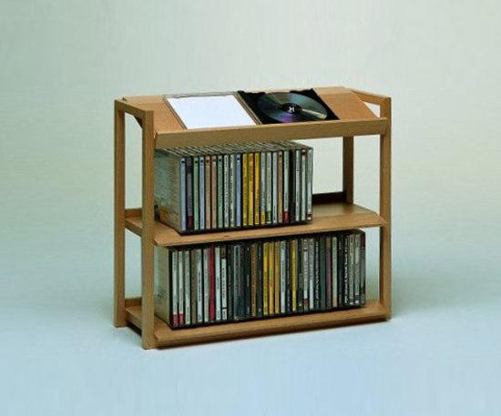 porta cd shelving from woodesign