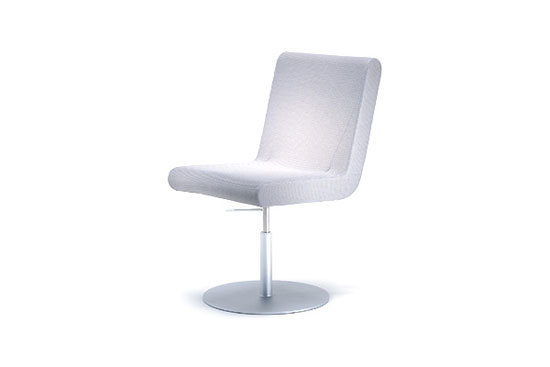 round base chair desk overstock boomerang swivel by ixc architonic