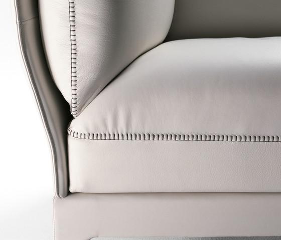 ALONE  Lounge chairs from Poltrona Frau  Architonic