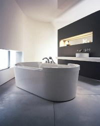 STARCK - BATHTUB - Built-in bathtubs from DURAVIT | Architonic