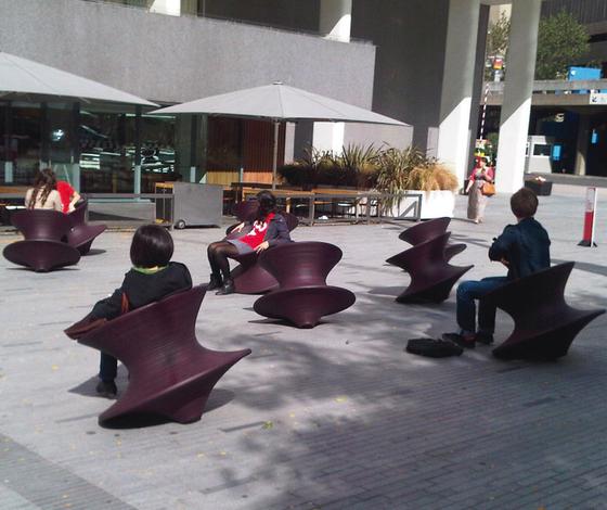 SPUN  Garden armchairs from Magis  Architonic