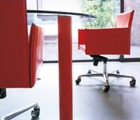 Alfa by Enrico Pellizzoni   Armchair   Swivel armchair high