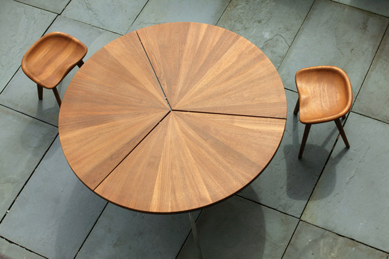CIRCULAR DINING TABLE  Dining tables from BassamFellows