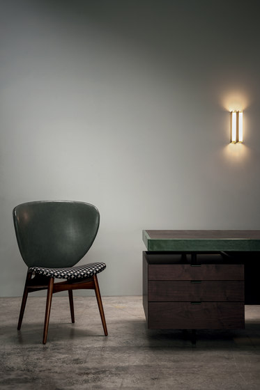 design within reach chair walnut table high reviews alma - chairs from baxter | architonic