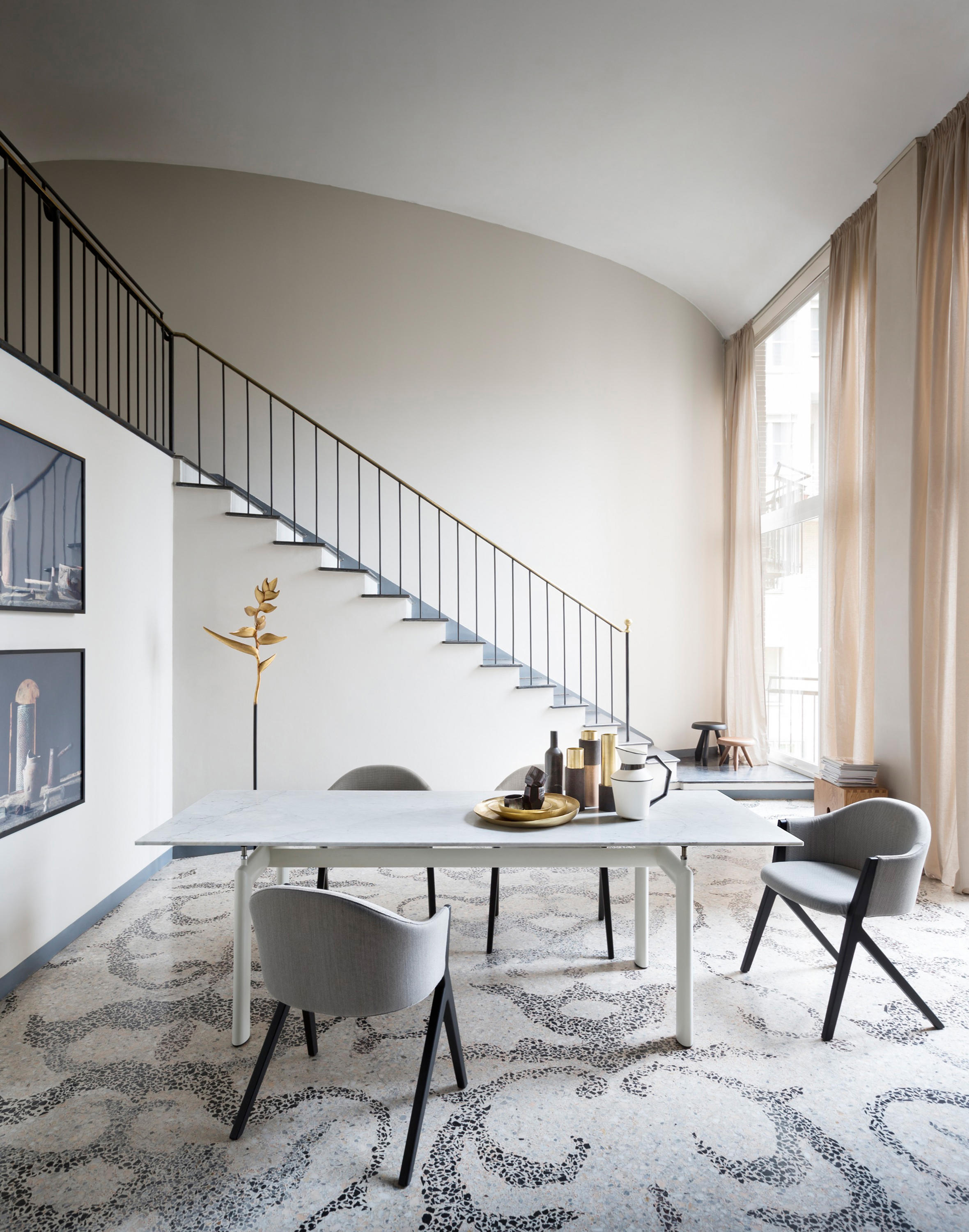 LC6 TABLE  Dining tables from Cassina  Architonic