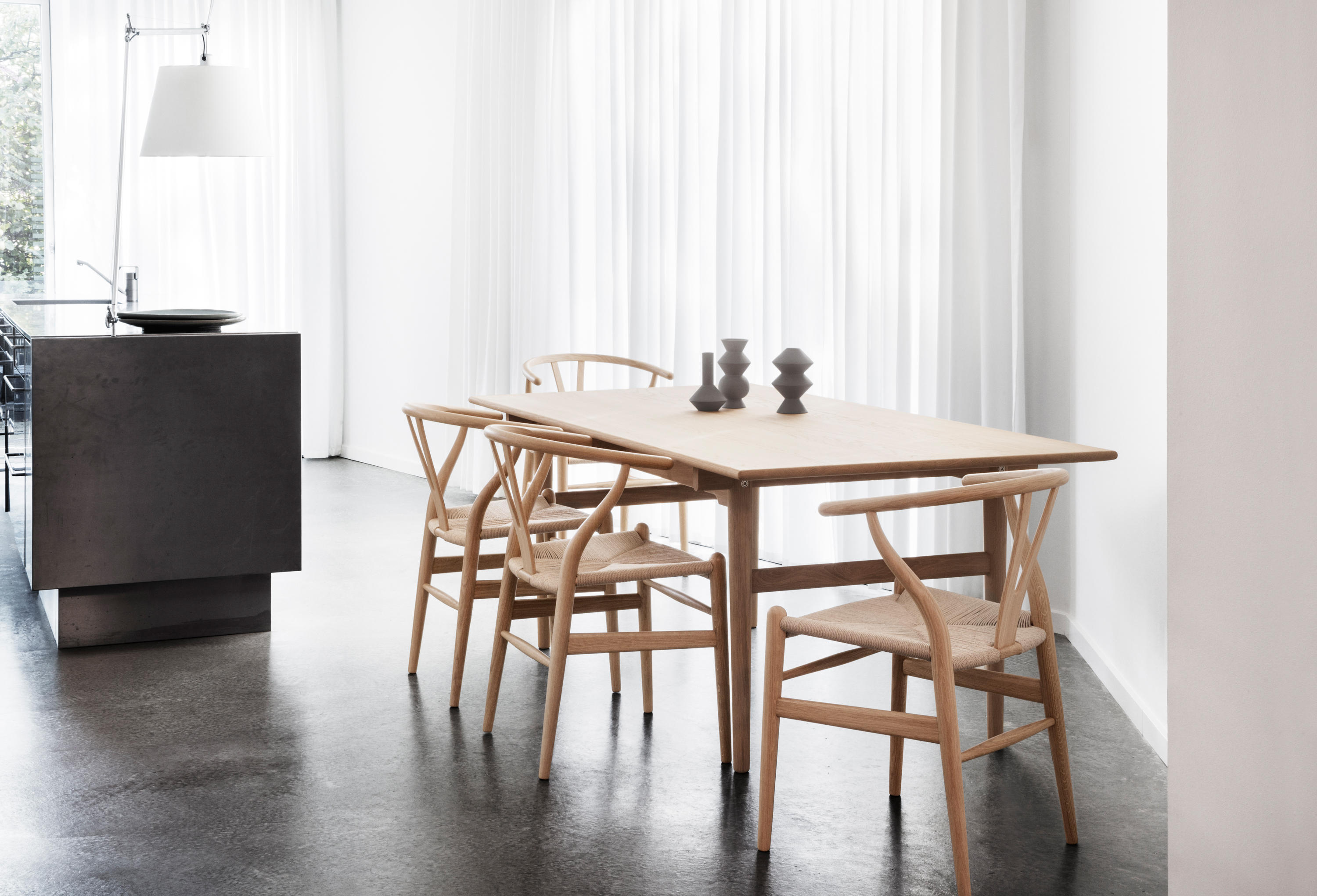 CH327  Dining tables from Carl Hansen  Sn  Architonic