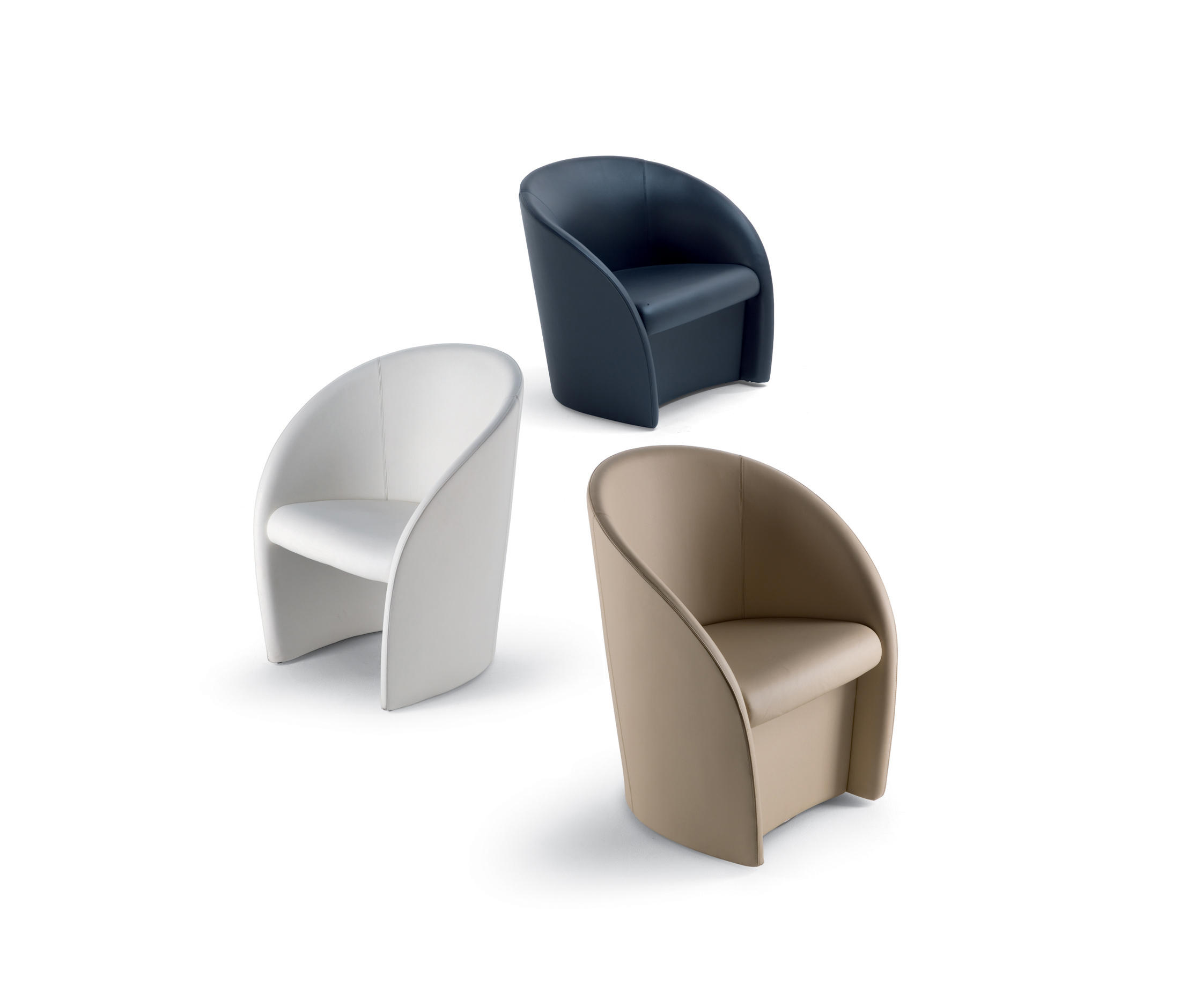 vista posture chair wheelchair zinger intervista lounge chairs from poltrona frau architonic