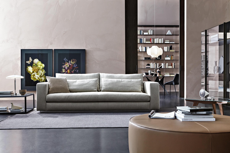 Lounge Leather Sofa Chaise