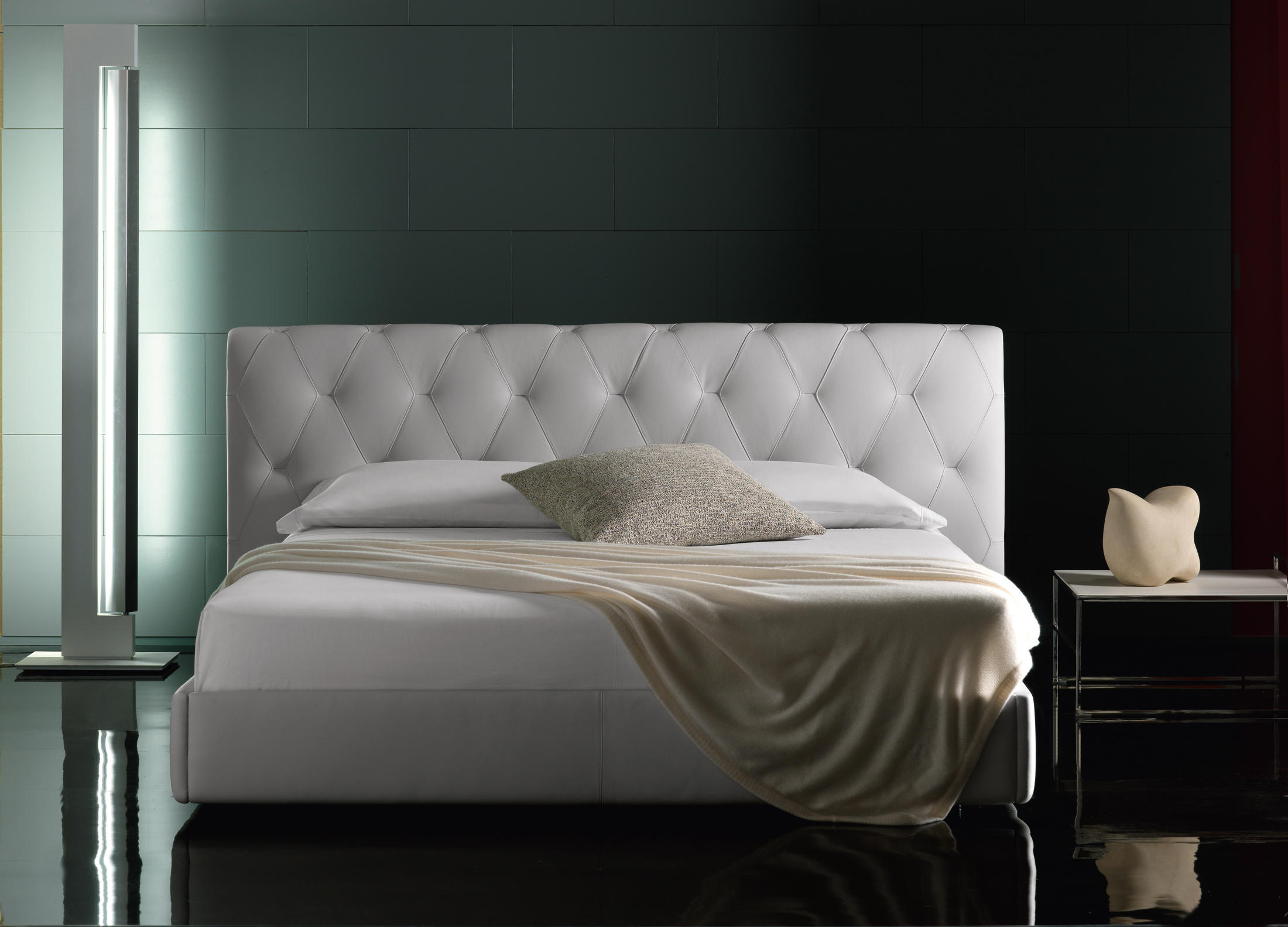 BLUEMOON  Beds from Poltrona Frau  Architonic